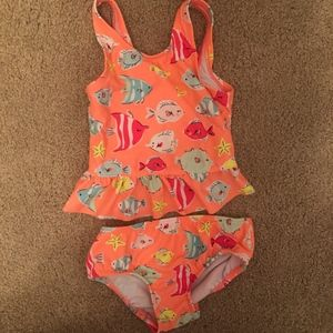 18 month Carter's Tankini